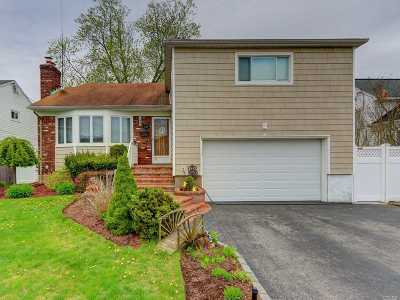 Massapequa Single Family Home For Sale: 3 David Rd