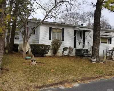 Suffolk County Single Family Home For Sale: 525 Riverleigh Ave