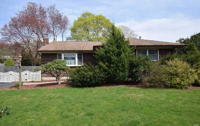West Islip Single Family Home For Sale: 19 Penny St