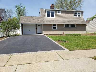 Levittown Single Family Home For Sale: 40 Shotgun Ln