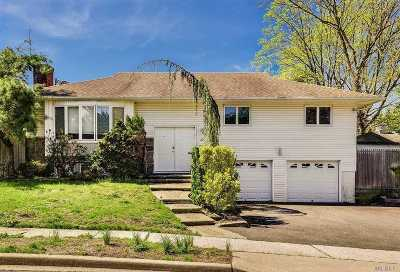 Plainview Single Family Home For Sale: 22 Briarwood Ln
