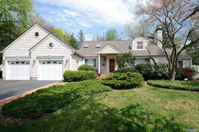 Roslyn Single Family Home For Sale: 32 W. Ridge Dr