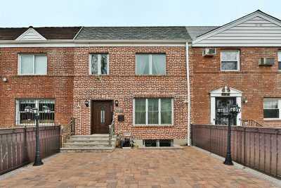 Kew Garden Hills Single Family Home For Sale: 144-53 77 Ave