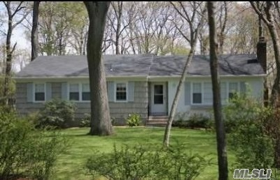 Setauket NY Single Family Home For Sale: $489,800
