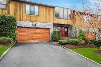 Roslyn Condo/Townhouse For Sale: 150 The Crescent