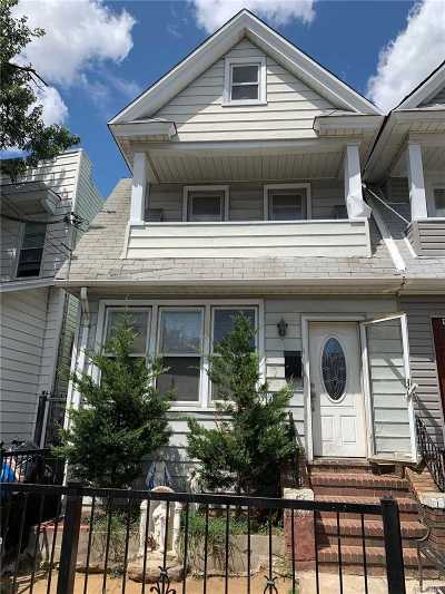 Ozone Park Single Family Home For Sale: 90-05 107 Ave