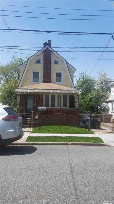 Queens Village Single Family Home For Sale: 100-56 223rd St