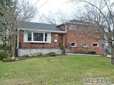 N. Massapequa Single Family Home For Sale: 131 North Dr