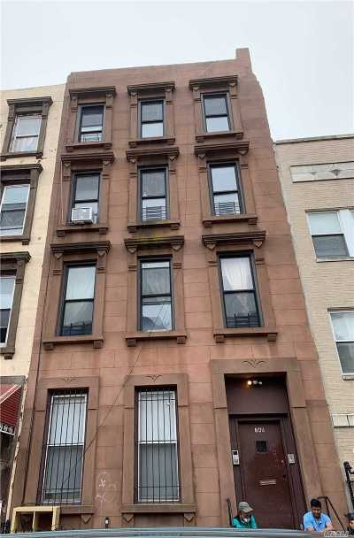 Brooklyn Multi Family Home For Sale: 146 Jefferson Ave