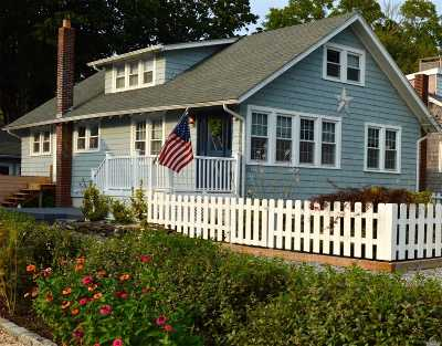 Sayville Single Family Home For Sale: 61 Terry St