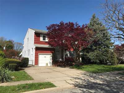 Levittown Single Family Home For Sale: 54 Mason Ln