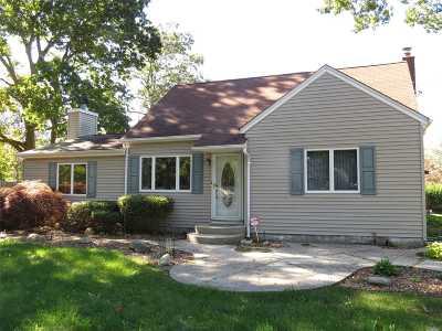 Ronkonkoma Single Family Home For Sale: 234 Port Ave