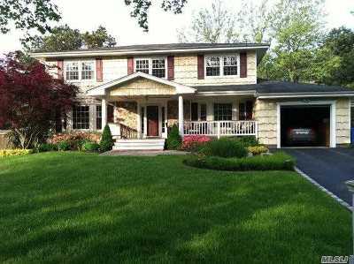 Dix Hills Single Family Home For Sale: 42 Bonaire Dr