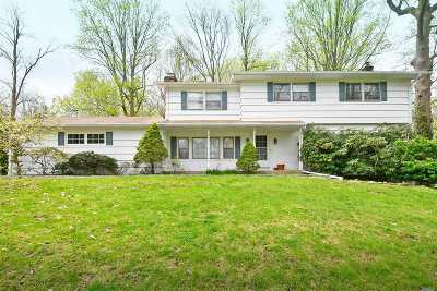 Dix Hills Single Family Home For Sale: 12 White Birch Dr