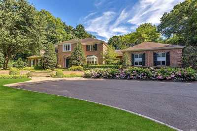 Muttontown Single Family Home For Sale: 1885 Muttontown Rd