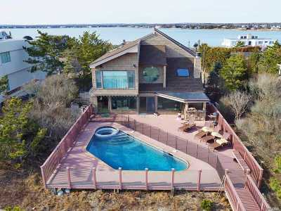 Westhampton Bch Single Family Home For Sale: 313 Dune Rd