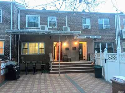 Kew Garden Hills Single Family Home For Sale: 147-16 76th Rd