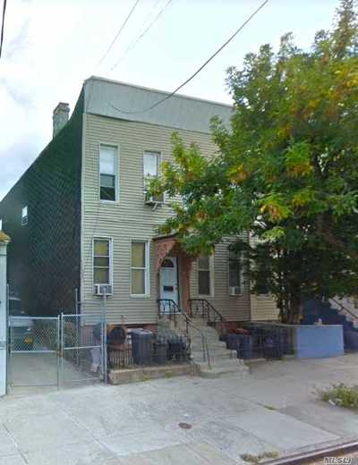 Jackson Heights, Woodside, Astoria, Long Island City, Sunnyside, Middle Village, Ridgewood, Glendale, Kew Gardens, Rego Park, Forest Hills, Maspeth Multi Family Home For Sale: 58-89 54th St
