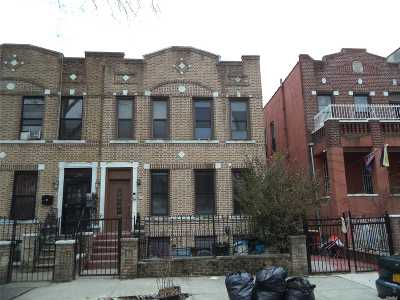 Brooklyn Multi Family Home For Sale: 533 Hinsdale St