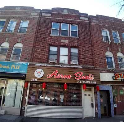 Astoria Business Opportunity For Sale: 2545 Steinway St
