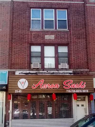 Astoria Rental For Rent: 2545 Steinway St