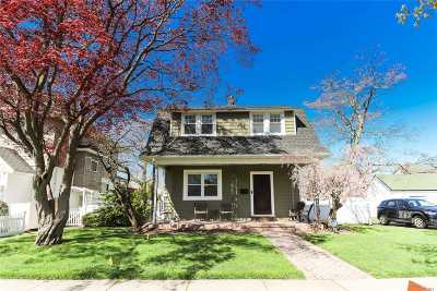 Lynbrook Single Family Home For Sale: 371 Vincent Ave