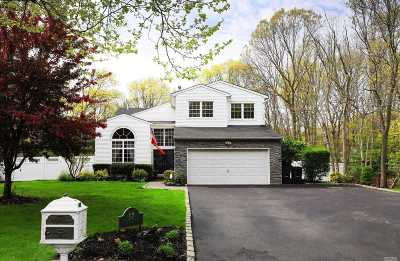Lake Grove Single Family Home For Sale: 57 Arbor Field Way