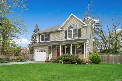 East Islip Single Family Home For Sale: 77 Division Ave