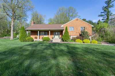 Dix Hills Single Family Home For Sale: 25 Pine Hill Dr