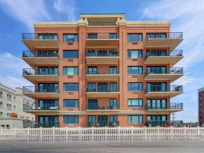 Lido Beach, Long Beach Condo/Townhouse For Sale: 260 W Broadway #3A