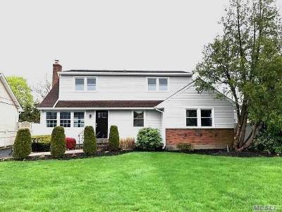 Wantagh Single Family Home For Sale: 1099 Logan Rd