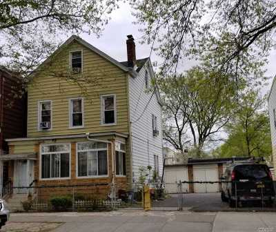 Woodhaven Multi Family Home For Sale: 8833 80th St