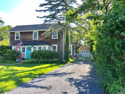 Bellport Single Family Home For Sale: 27 New Jersey Ave