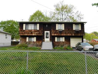 Wyandanch Single Family Home For Sale: 55 Andrews Ave