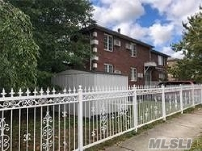 Fresh Meadows Multi Family Home For Sale: 53-36 190th St