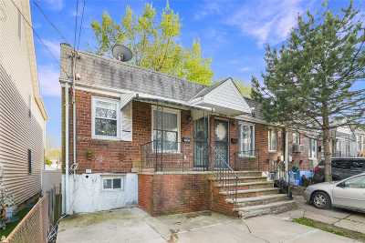 Bayside Single Family Home For Sale: 204-26 45th Dr