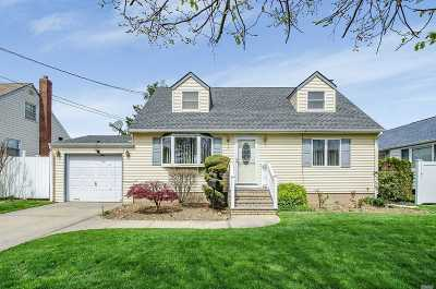 Hicksville Single Family Home For Sale: 5 Jolan Ave