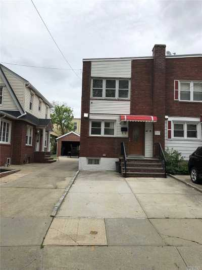 Bayside Single Family Home For Sale: 47-31 211 St