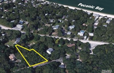 Hampton Bays Residential Lots & Land For Sale: 53 Peconic Rd
