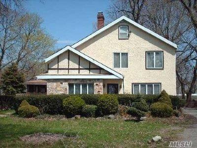 Ronkonkoma Single Family Home For Sale: 359 Lake Shore Rd