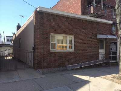 Ozone Park Multi Family Home For Sale: 97-24 93rd St