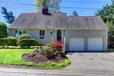 Amityville Single Family Home For Sale: 92 Cedar St