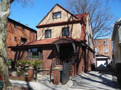 Woodside Single Family Home For Sale: 43-09 68th St