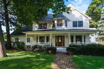 Northport Single Family Home For Sale: 8 Woodhull Pl