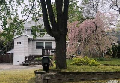 Huntington Sta NY Single Family Home For Sale: $349,800