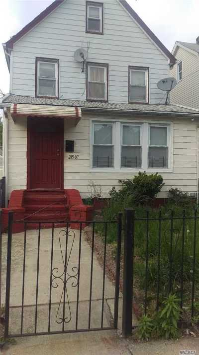 Queens Village Multi Family Home For Sale: 215-07 111th Rd