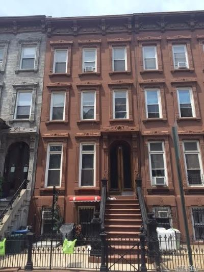 Brooklyn Multi Family Home For Sale: 97 Halsey St