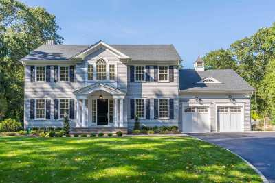 Cold Spring Hrbr Single Family Home For Sale: 74 Wilton Rd