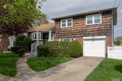 Oceanside NY Single Family Home For Sale: $549,000