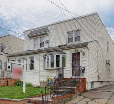Bayside Single Family Home For Sale: 32-41 202nd St